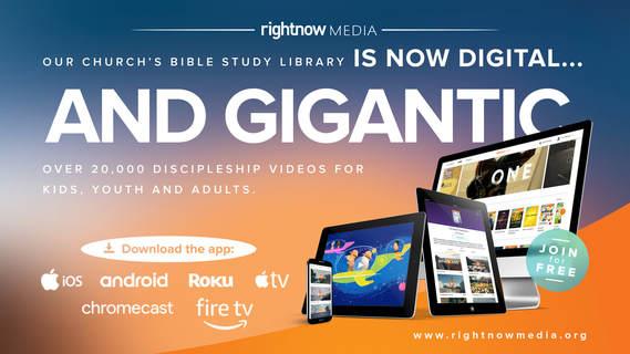 Right Now Media - Little Rock Church